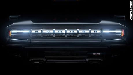 GM reviving Hummer brand with 1,000-horsepower electric truck