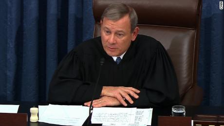 Chief Justice Roberts reveals if he would have broken a tie