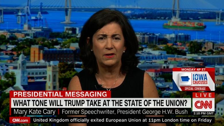 Watch Trump snub Nancy Pelosi's handshake at the State of the Union