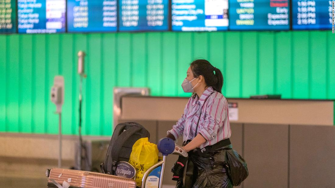 Travel Restrictions In Us Chinese Official Says It S An Overreaction Cnn Travel