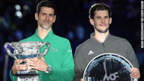 Novak Djokovic dit qu'une éducation difficile en Serbie l'a rendu plus affamé de succès après la victoire à l'Open d'Australie
