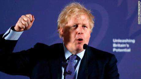 Boris Johnson is spoiled for struggle