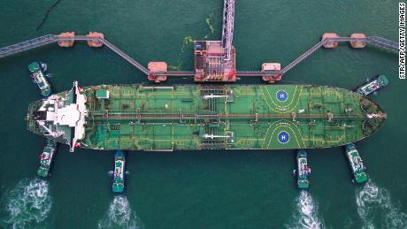 The coronavirus is clobbering oil prices