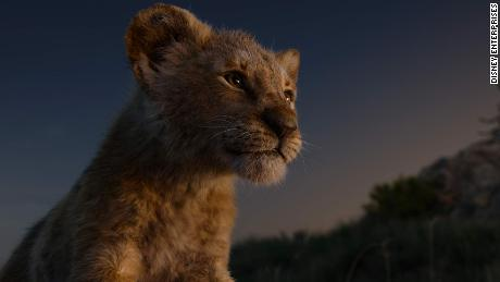Disney fines Calif. elementary school for showing 'The Lion King' at fundraiser
