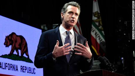 California's governor says state has enough ventilators after some raised concerns over his decision to lend machines to other states