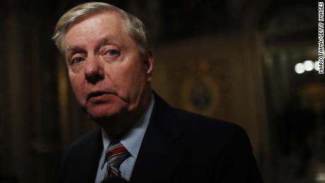 Lindsey Graham becomes latest member of Congress to self-quarantine amid coronavirus outbreak