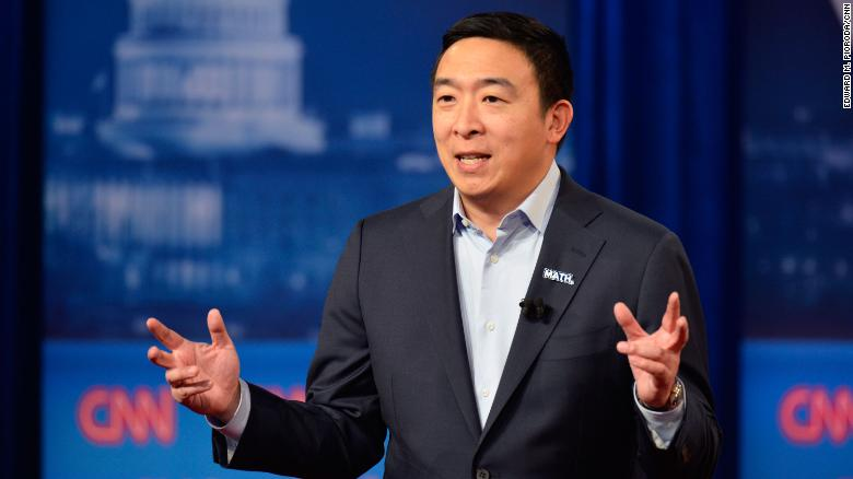 Andrew Yang prepares to dive into New York City politics with mayoral run