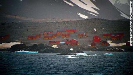 Antarctica has just recorded its hottest temperature ever