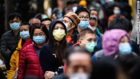 Coronavirus fears lead to worldwide mask shortages
