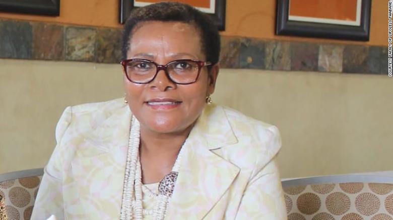 Lipolelo Thabane đã bị bắn chết hai ngày trước khi nhậm chức chồng sắp cưới của cô cho nhiệm kỳ thứ hai là Thủ tướng.