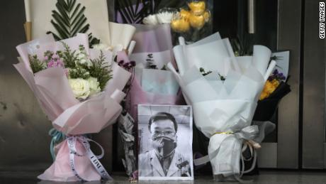 Whistle blower doctor Li Wenliang died of the very virus he had tried to warn others about.