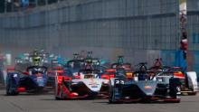 This season's Formula E race took place in late January and was won by 22-year old Maximilian Günther.