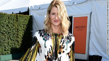 Laura Dern wins her first Oscar the day before her 54th birthday