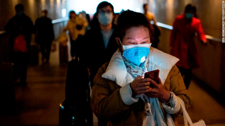 Death toll for coronavirus exceeds 1,000 people as China removes officials