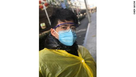 Chen Qiushi spoke out about the Wuhan virus. Now his family and friends fear he's been silenced