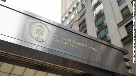 Memorial Sloan Kettering Cancer Center in New York City is among the top cancer hospitals in the world.