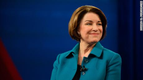 Amy Klobuchar drops out of Biden VP contention and says he should choose a woman of color