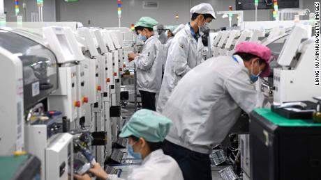 China is struggling to get back to work after coronavirus blockade
