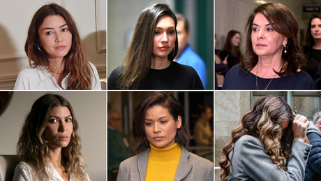 These are the women who testified against Harvey Weinstein