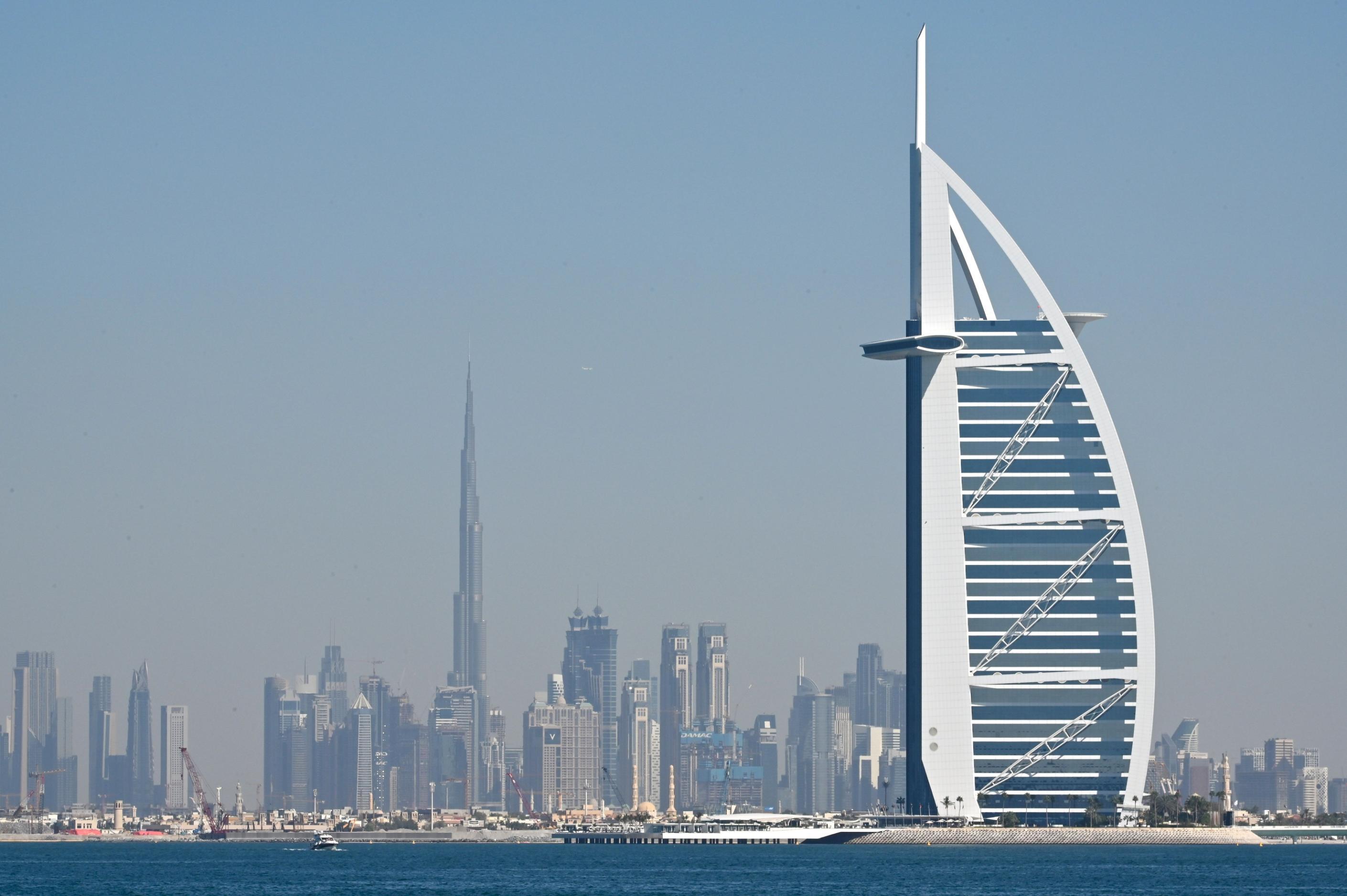 12 famous buildings in Dubai - CNN Style