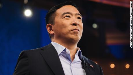 Andrew Yang ends 2020 presidential campaign