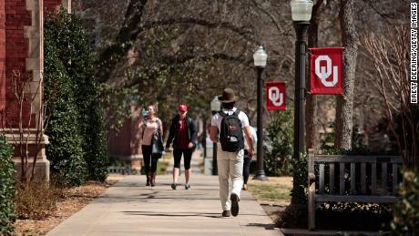 Oklahoma's journalism school apologizes after professor compared 'OK, boomer' to the n-word