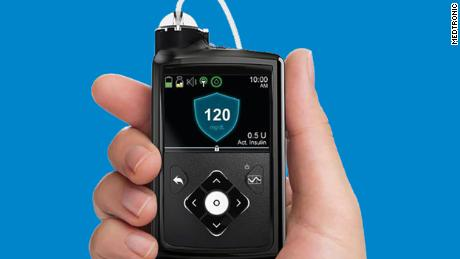 Medtronic recalls certain MiniMed insulin pumps tied to 1 death