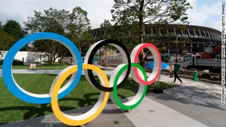 Canceling Tokyo Olympics 'not being considered' amid coronavirus outbreak, say organizers