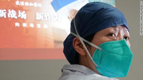 Health care workers face high risks of infection during both the SARS epidemic and the ongoing novel coronavirus outbreak.