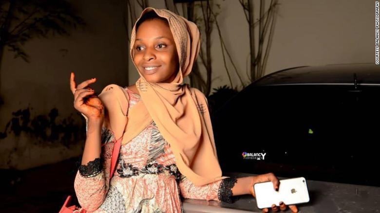 Fatima Babagana, một trong ít nhất 30 người thiệt mạng trong vụ tấn công.