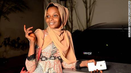 Fatima Babagana, one of at least 30 people killled in the attack.
