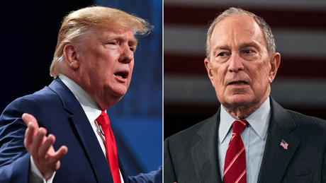 Bloomberg is spending his billions. Trump hosts expensive fundraising for 2020. But is it legal?
