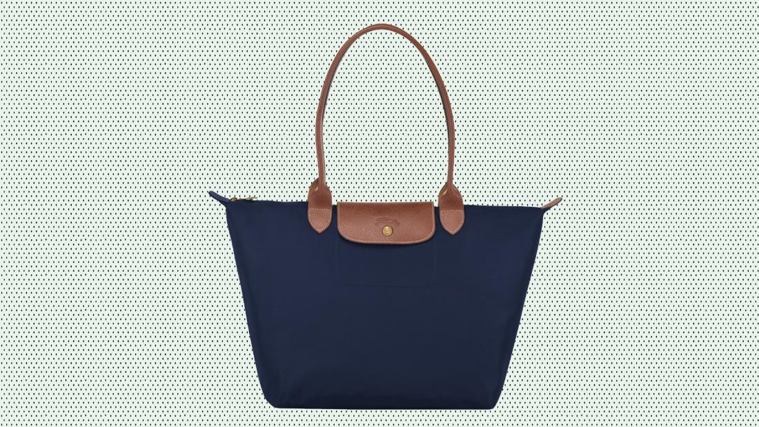 This cult-favorite Longchamp tote bag has an amazing $22 Amazon dupe