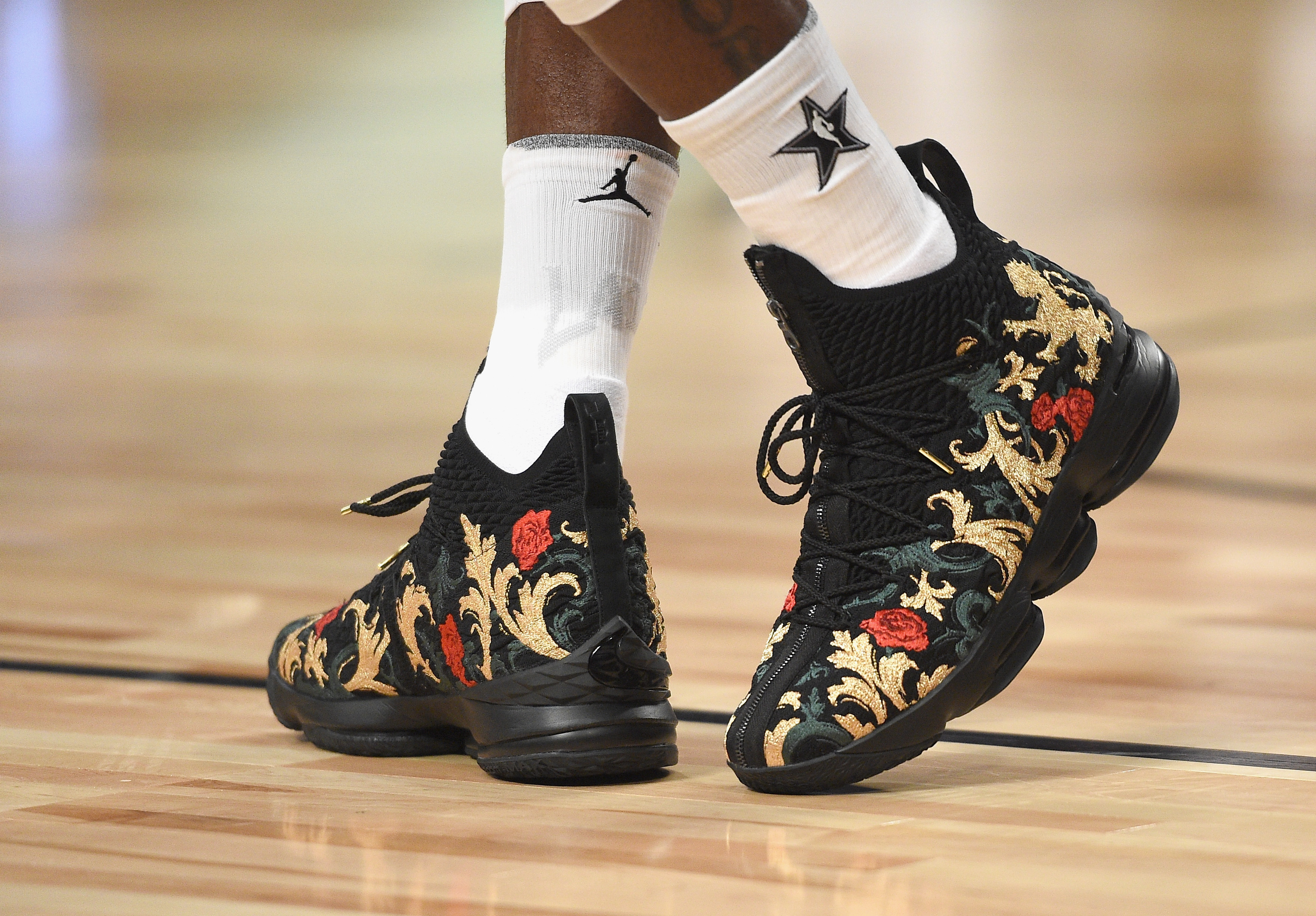 NBA All-Star Game is a runway in its