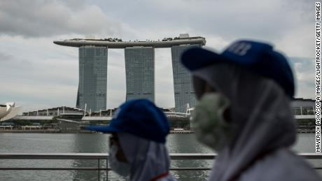 What the US can learn from Singapore's coronavirus strategy
