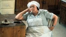 """Kellye Nakahara played the cook in the 1985 film """"Clue."""""""