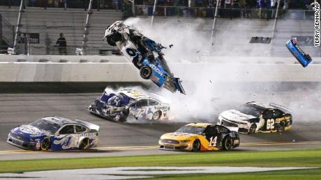 Ryan Newman libéré de l'hôpital deux jours après le crash du Daytona 500