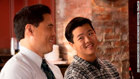 Randall Park and Hudson Yang in 'Fresh Off the Boat' (ABC/Ali Goldstein)