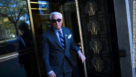 Roger Stone speaks in Fox News interview after Trump commutation