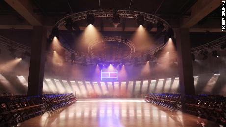 How it's made: Backstage at Tommy Hilfiger's global, celebrity-filled show