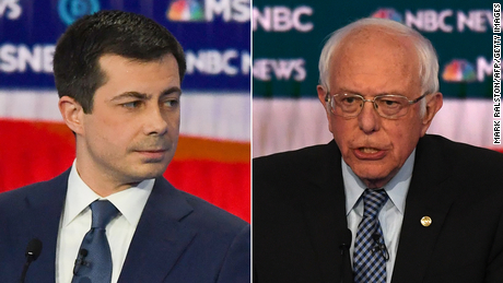 Buttigieg hits Sanders by name on health care in South Carolina's new TV commercial