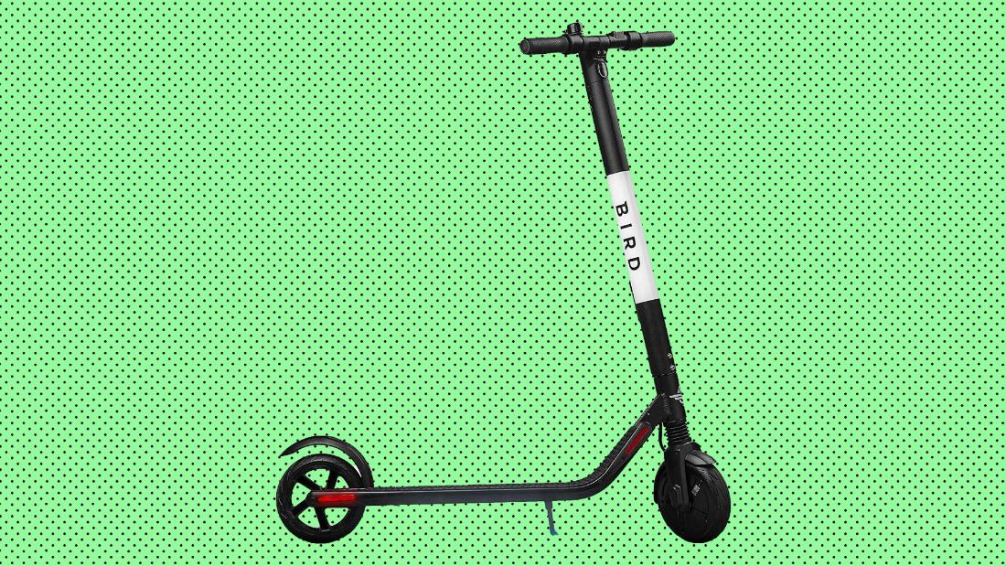 No need to share this refurb Bird electric scooter, now on sale at Amazon