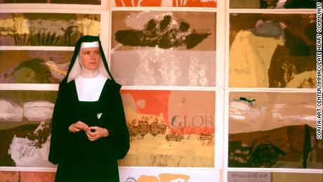 The Catholic nun who made joyous, politically charged Pop Art