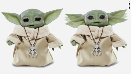 Best deal on the Star Wars Animatronic Edition Baby Yoda (UK deal)