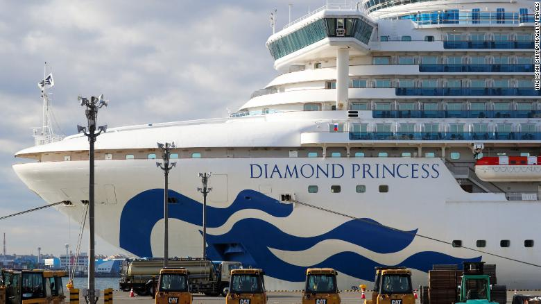 Coronavirus-Infected People on Grand Princess Doing Well, Chief Medical Officer Says