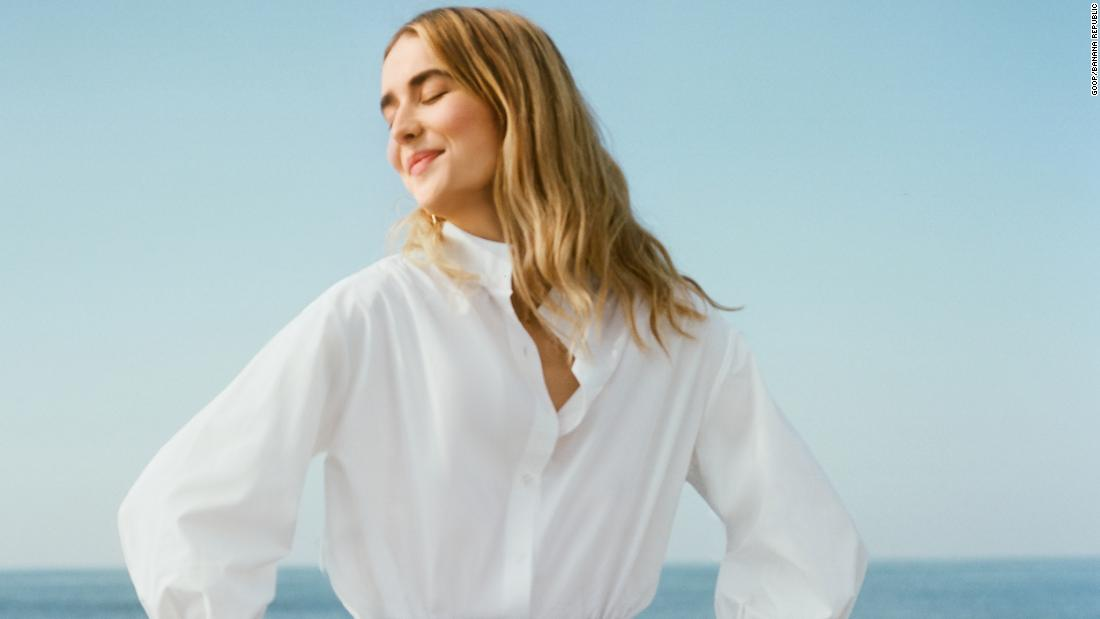 Goop and Banana Republic team up for the ultimate workwear collection