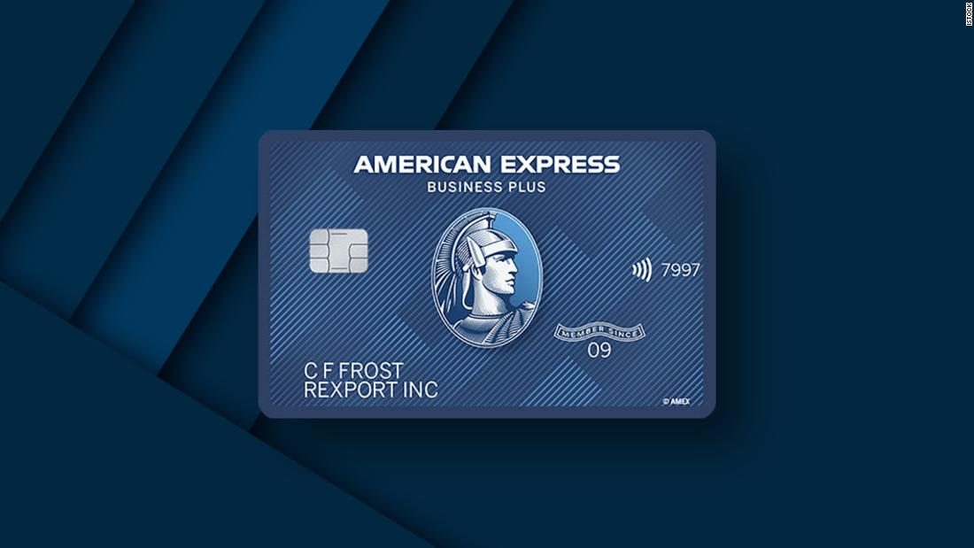 Earn up to 50,000 bonus points each year with the Amex Blue Business Plus credit card