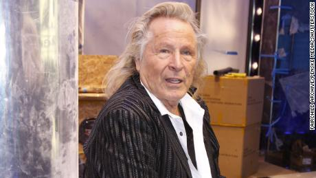 Peter Nygard's fashion empire includes brands such as SLIMS Bianca Nygard and TanJay