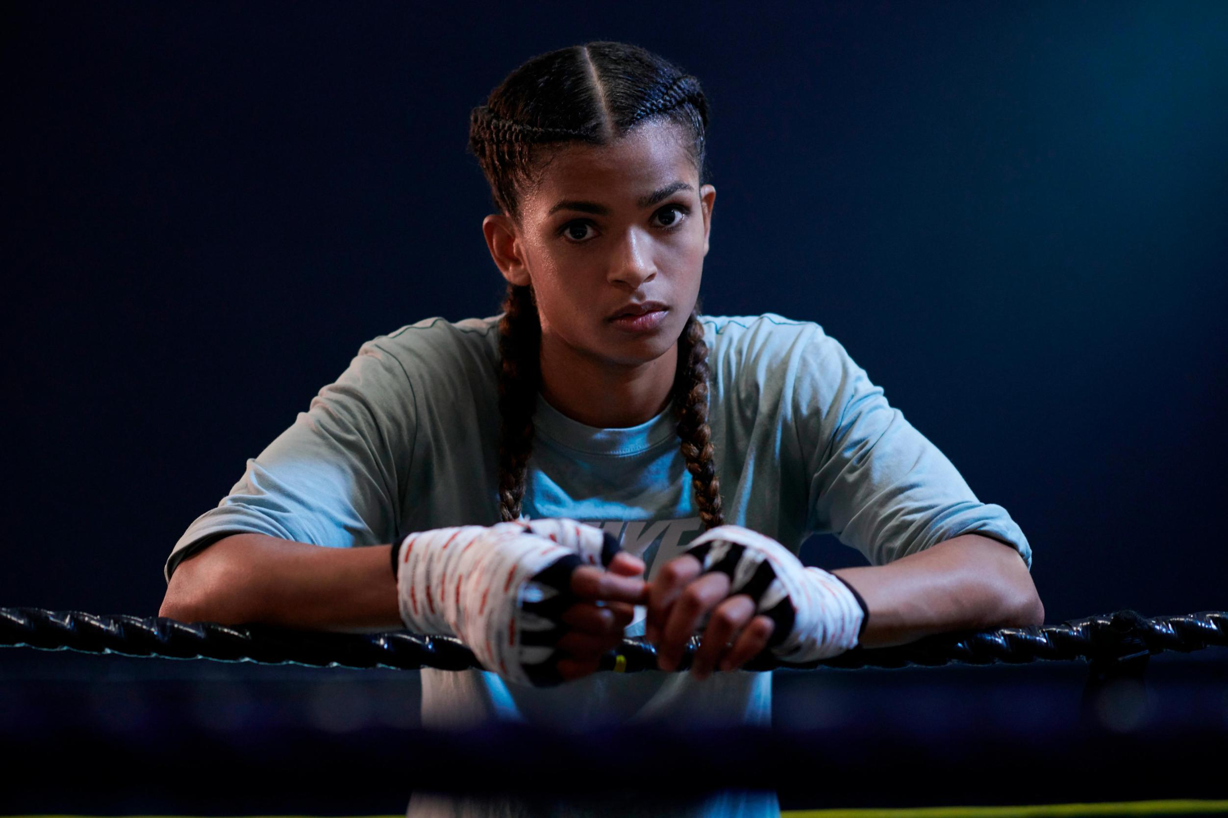 Ramla Ali Is The Boxing Champion Redefining Beauty Cnn Style