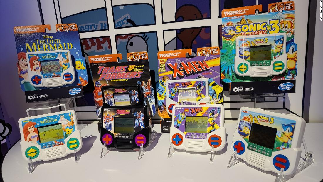 These '90s handheld games are making a comeback and available for preorder right now